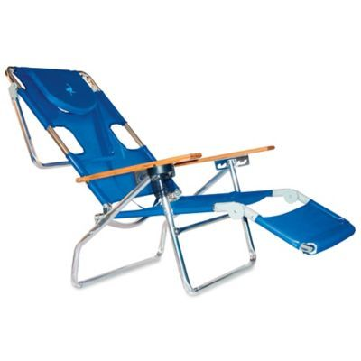 Buy Ostrich 3-in-1 Beach Chair in Blue from Bed Bath & Beyond