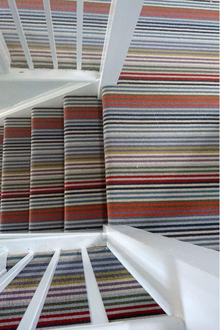 Margo Selby Stripe Frolic Westbrook Carpet in 2020