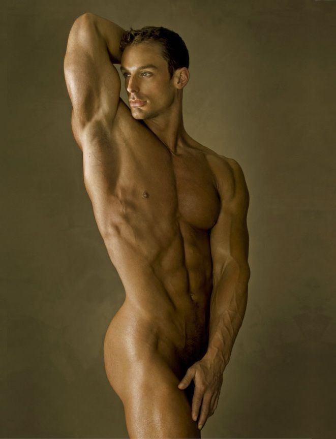 Are Nude male bodybuilding poses accept. The