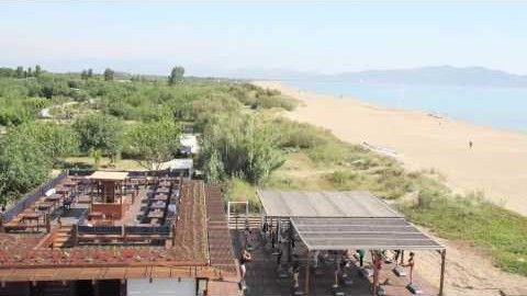 Xiringuito beach bar