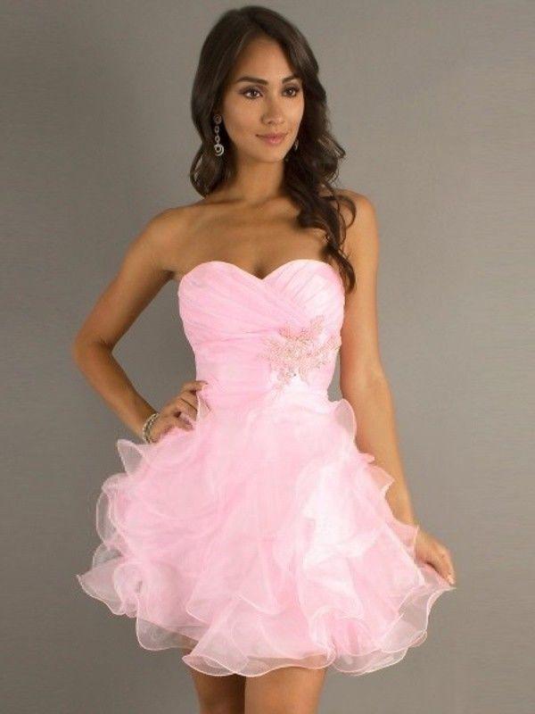 44 best Homecoming Dresses images on Pinterest | Vestidos de fiesta ...
