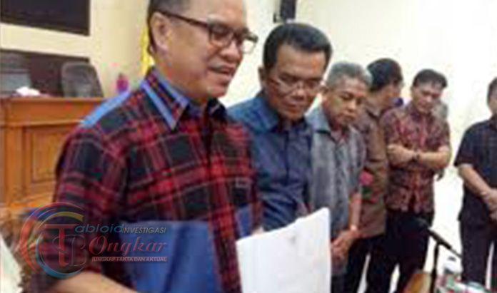 Terlibat SK Palsu Wali Kota Samarinda Diperiksa Tim Saber Pungli