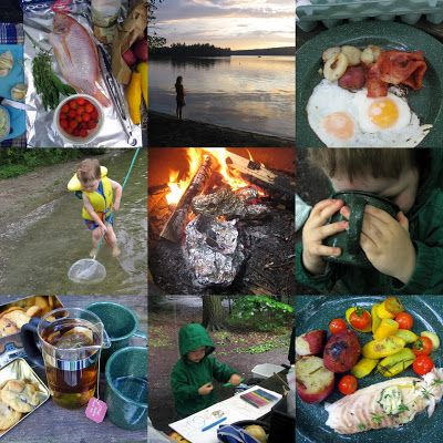 Top Ten Favorite Camping Foods