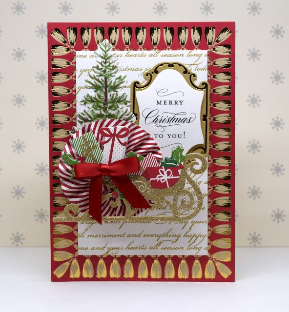 Crafty Creations with Shemaine: Anna Griffin's Glorious Greetings Card kit