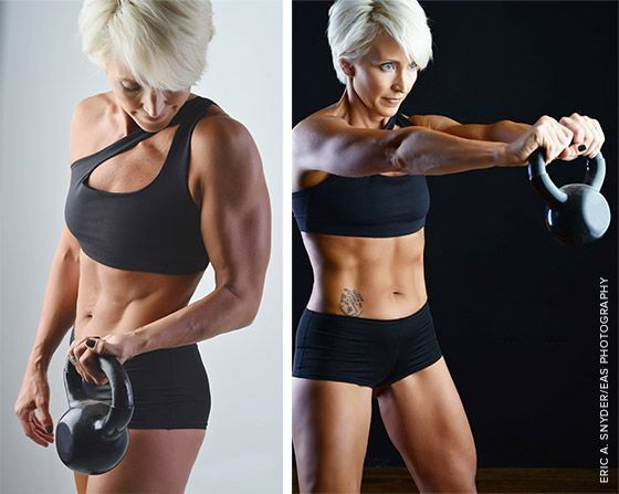 Bodybuilding.com - Body Transformation: Laura Carson Hits The Stage At 46