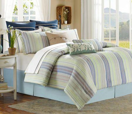 Morrison Comforter Set Tropical Bedding Sets Pinterest
