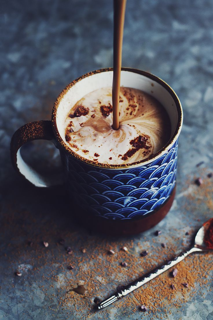 Varm choklad med jordnötssmör och chili | Hur bra som helst - Hanna Göransson | Bloglovin'
