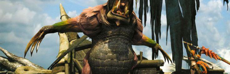 Monster Hunter Online gets an elder dragon tomorrow   Massively Overpowered