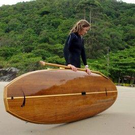 Prancha de stand up paddle - SUP   Estaleiro Kalmar