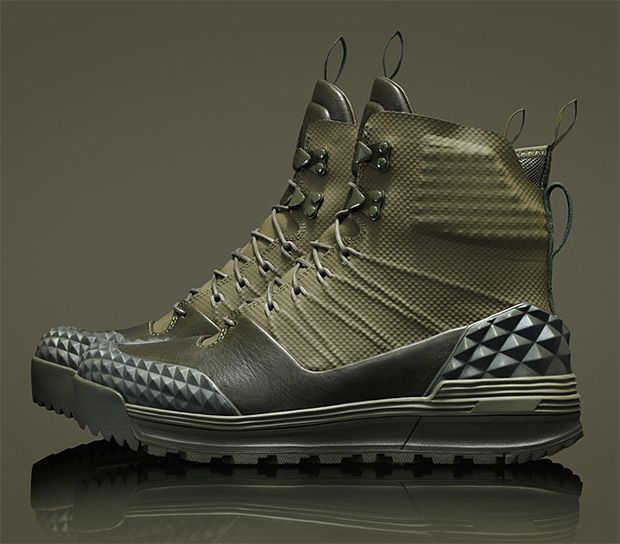 Nike LunarTerra Arktos Boot - combines the lightweight comfort of a sneaker  and the durable insulation