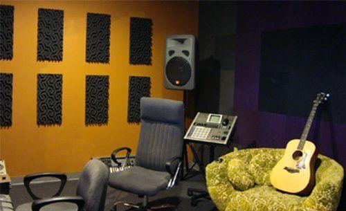 "Amazon.com: 2"" SoundTrax PRO Studio Acoustic Foam: Musical Instruments"