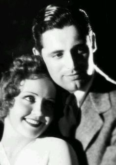 Nancy Carroll and Cary Grant in 'Hot Saturday' (1932).