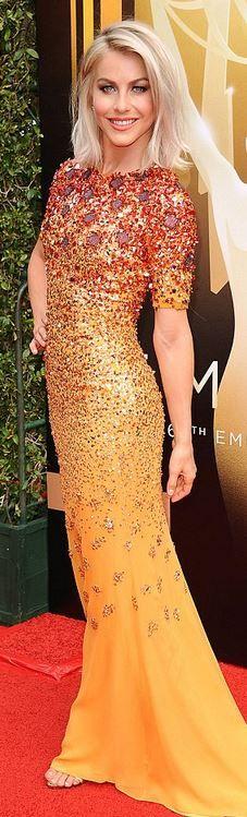 Creative Arts Emmys 2015: Julianne Hough in Jenny Packham