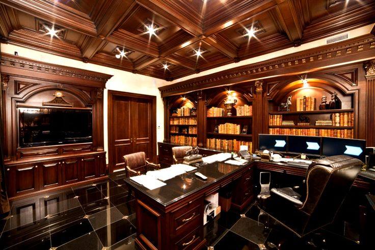 Custom Home Office Furniture Design Bergen County NJ ...