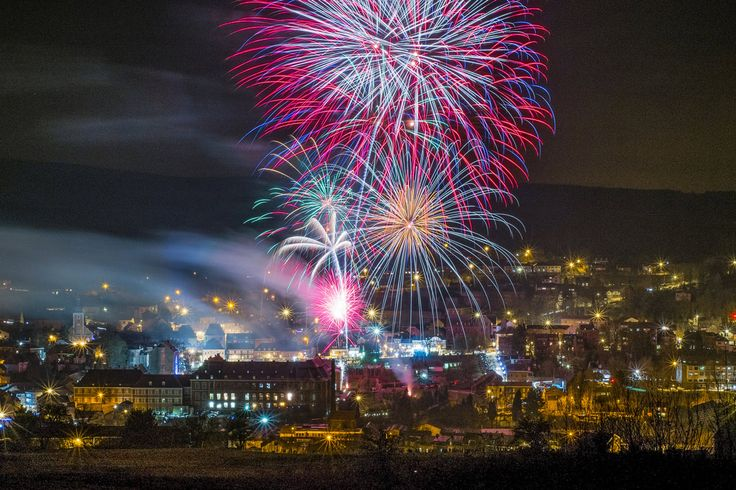 10 tips voor vuurwerk fotografie