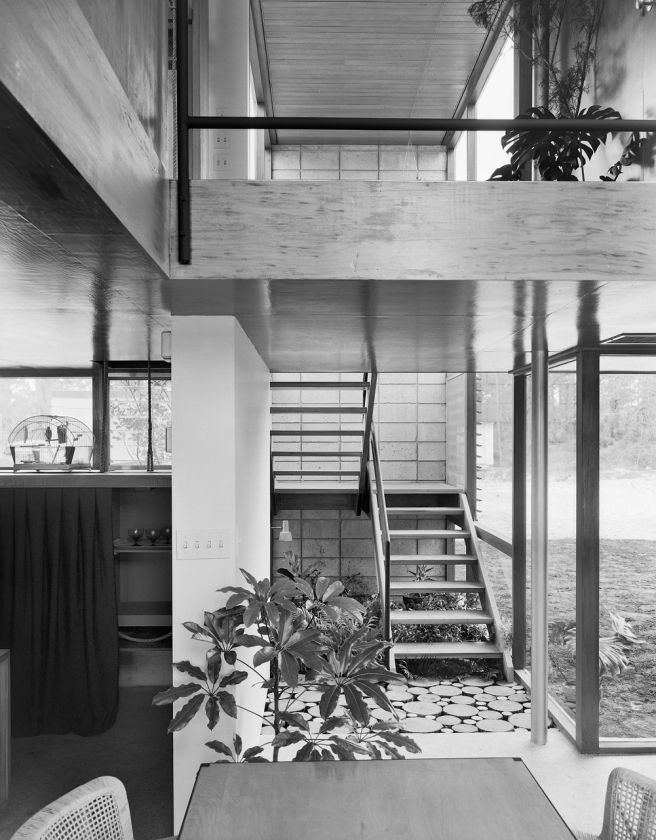 House of the Day: Leavengood House by Paul Rudolph | Journal | The Modern House
