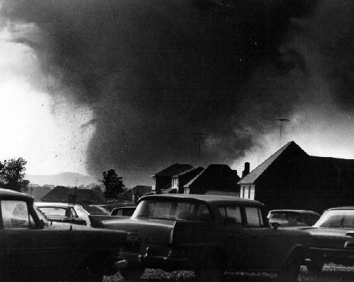 June 8, 1966 Topeka, Kansas tornado