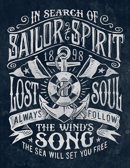 """Sailor Spirit"" by HINKLE 