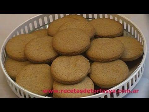 Galletitas de miel - Recetas de Tortas YA!