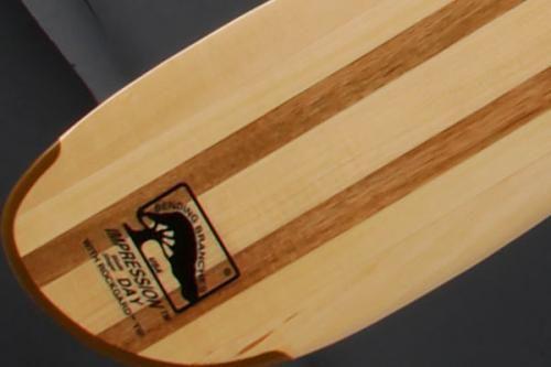 Solo Canoe Paddle