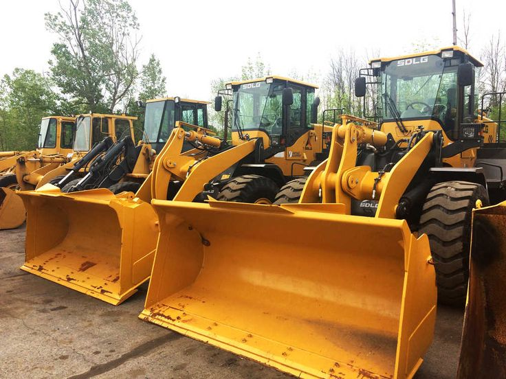 Boon & Sons Chooses SDLG for Upstate N.Y. Snow Removal #heavyequipment #construction