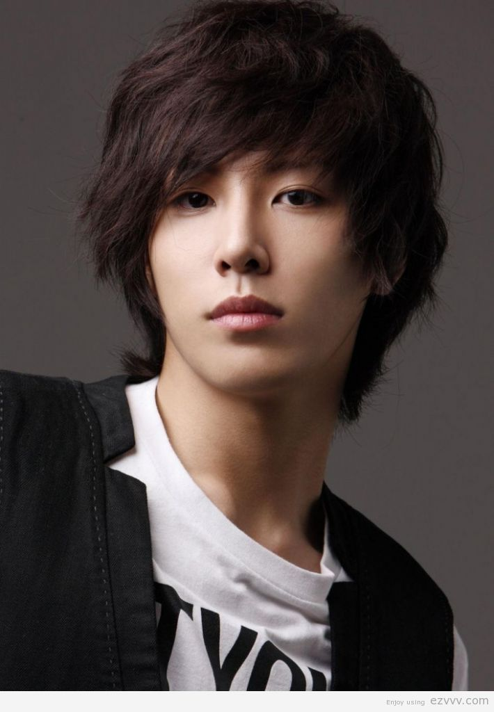 Hairstyle For Square Face Asian Male : Asian men hairstyles square face