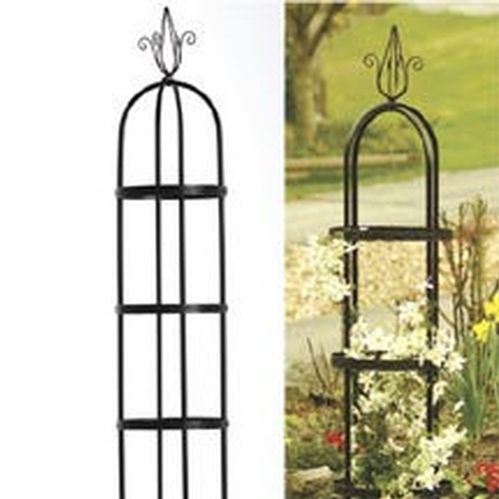 NGB Garden Products: Add Height Attractively To Your Garden And Containers  With A Sturdy 7