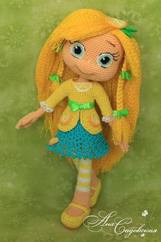 Лимона - Мои игрушечки - Галерея - Форум почитателей амигуруми (вязаной игрушки)