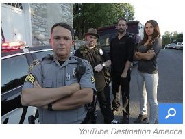 """You can bet I'll be watching… can't wait! """"The Ghosts of Shepherdstown"""" is the much anticipated six-part documentary about the paranormal happenings in the oldest town in West Virginia. The Destination America Channel has brought three experts together for """"The Ghosts of Shepherdstown"""" and it was done at the request of the town's police chief […]"""