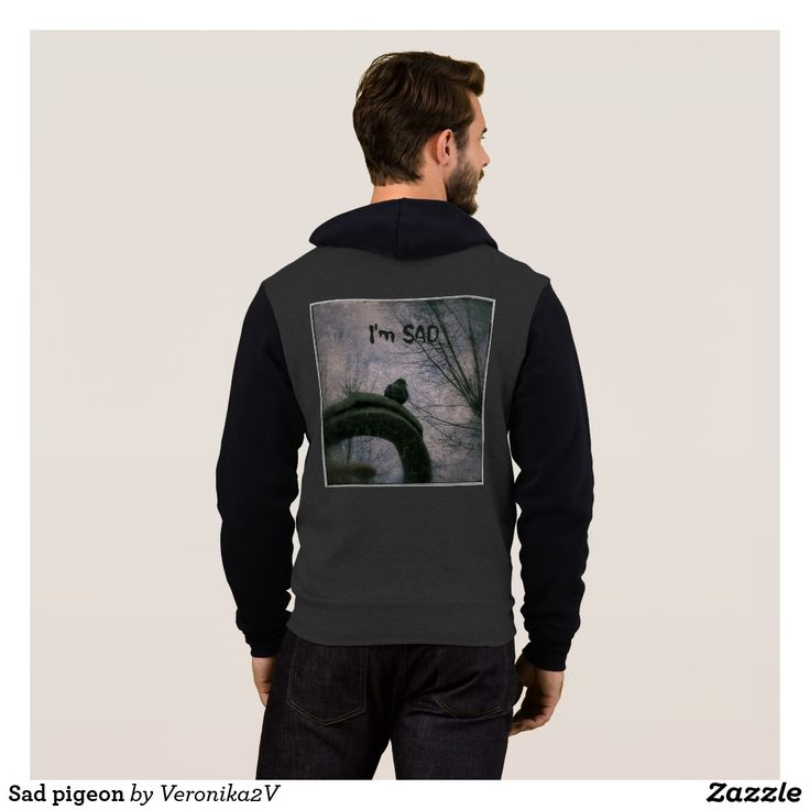 Sad pigeon hoodie, hoodie, clothes, apparel, men, artwork, photo, photography, decor, gloom, bad weather, evening, dark, black, sadness, sad, loneliness, rain, texture, grunge, pigeon, bird, nature, wildlife, animal, grey, photo, wing, one, dove, city, park, wild, single, gray pigeon, lonely pigeon, gray, avian, pigeon sitting, pigeon bird, birds, alone, arch, lonesome, bad mood, fashion