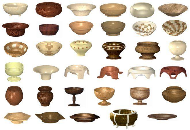 Wood turned bowl designs                                                       …