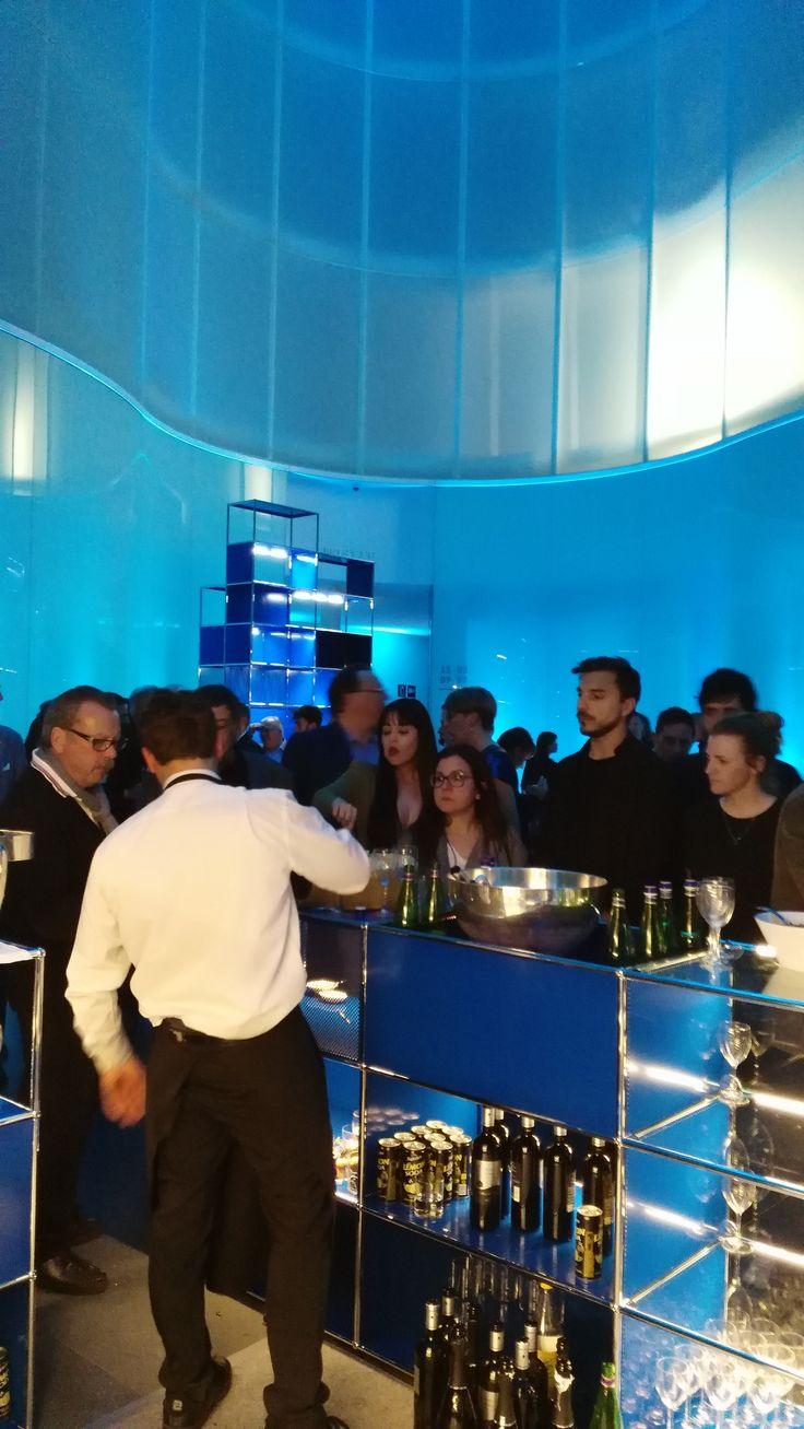 USM Modular Furniture - Evento MUDEC - Fuorisalone 2017