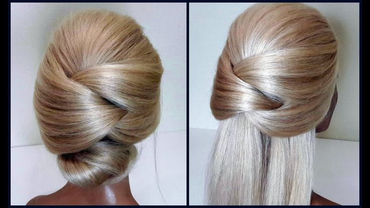 Wisp.Easy option to create your own Evening Hairstyle.Easy even ...