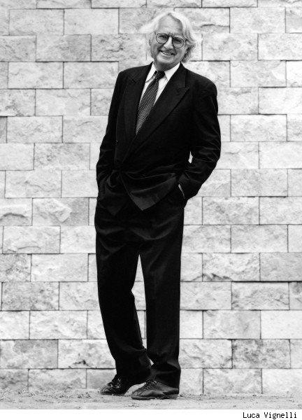 Richard Meier, architect.