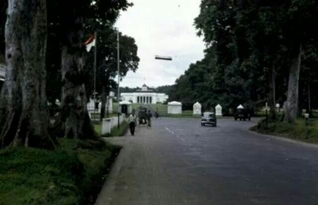 Jl sudirman 1969