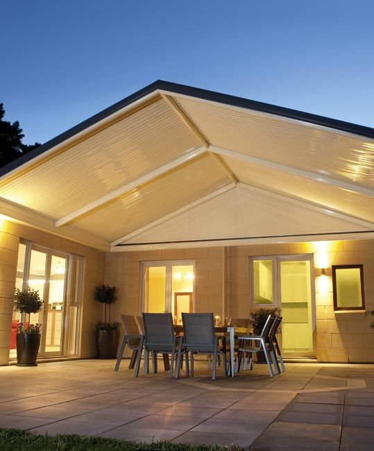 Stratco Outback Gable Awnings Carports Pergolas