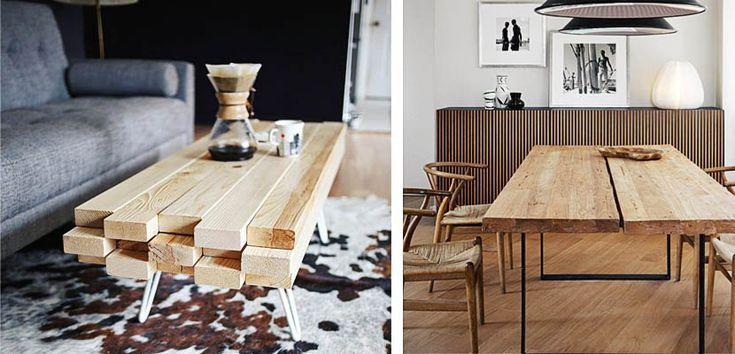 DIY: Crea tu propia mesa con tablones de madera # Este reto os resultará mucho mas sencillo que otros que os hemos presentado en Decoora. Crear una mesa de madera no resulta tan complicado si te tienen los elementos y herramientas necesarias: unos tablones o ... »