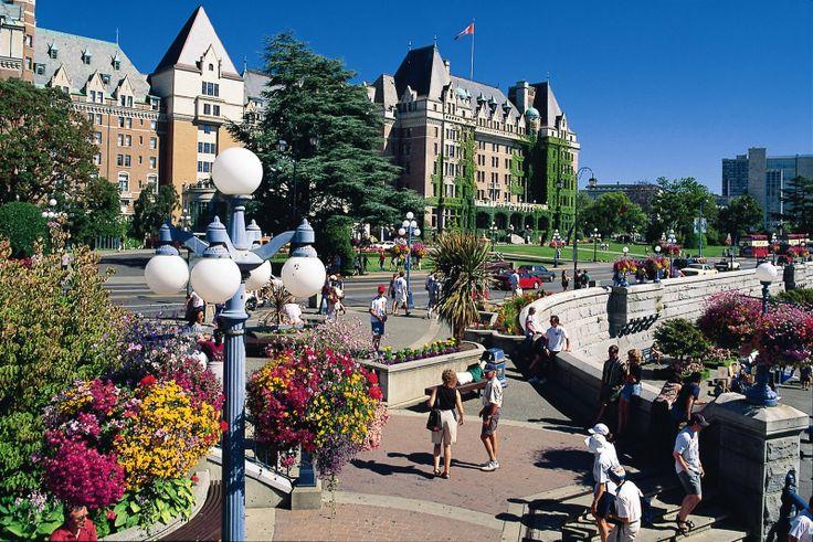 Victoria, Vancouver Island ...