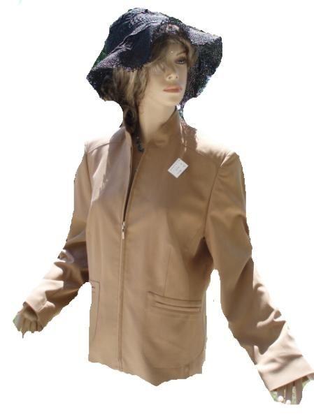 Gerry Weber Kostüm Blazer - Jacke beige Gr 42 NEU (5926)Willkommen im  www.Chelsea-Fashion-Glamur.de  Shop Secondhand und Neuware Mode zu günstigen Preisen   Dies und Das für jeden was.....