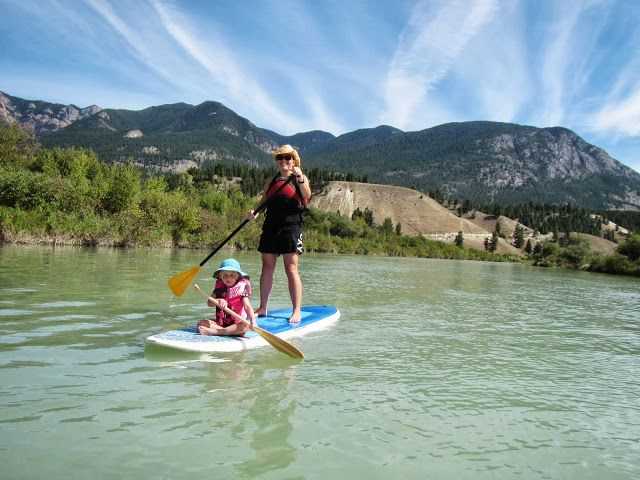 The Best of the Columbia Valley (Radium Hot Springs to Invermere - and beyond) / Family Adventures in the Canadian Rockies