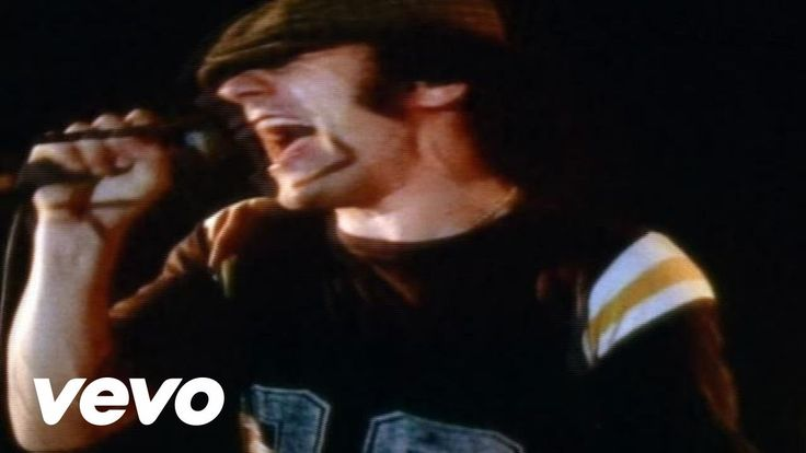 AC/DC - Back In Black  Music video by AC/DC performing Back In Black. (C) 1981 J. Albert & Son (Pty.) Ltd.