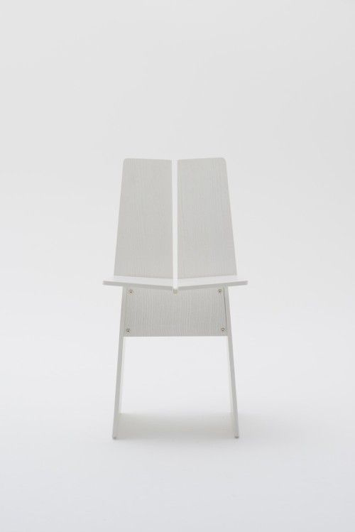Laurus   Minimalist Design Chair Out Of Plywood | Chair . Stuhl . Chaise |  Design