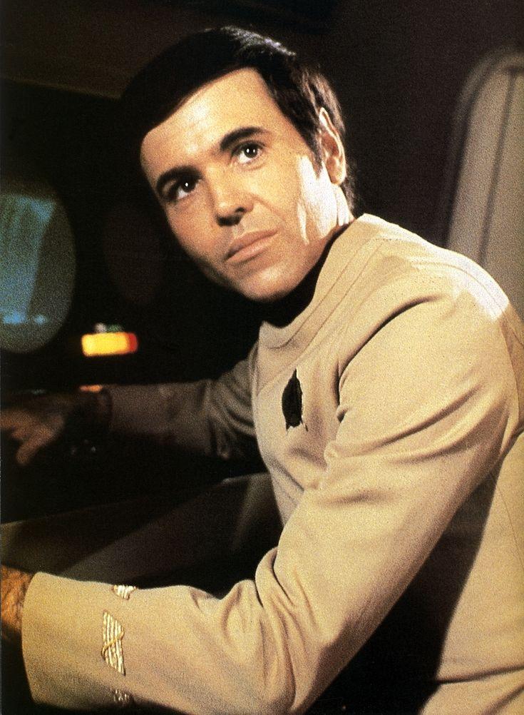 Chekov in the first Star Trek movie.