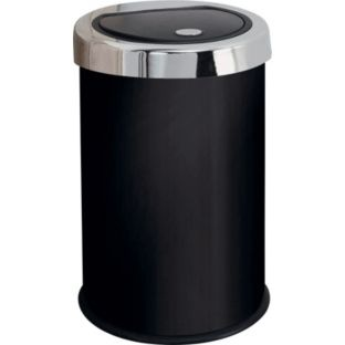 Buy Touch Top Bin 50 Litre-Black at Argos.co.uk - Your Online Shop for Kitchen bins.