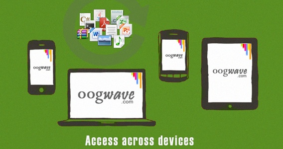 Oogwave across devices. Computer, Laptop, Mobile, iPad.
