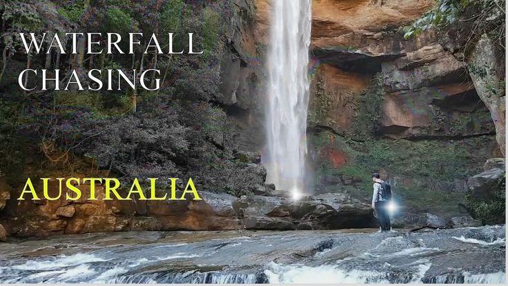 Waterfall Chasing- Australia!
