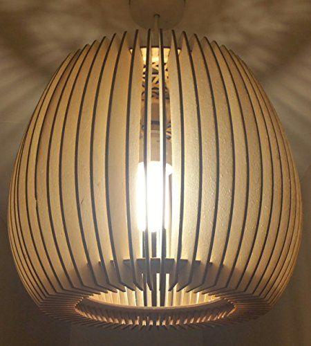 Lampenschirm aus Holz. #wood #beauty
