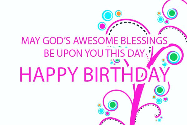 The best and free Christian Birthday Wishes for the christians. You can share this on your social media sites to wish and christian birthday boy/girl...