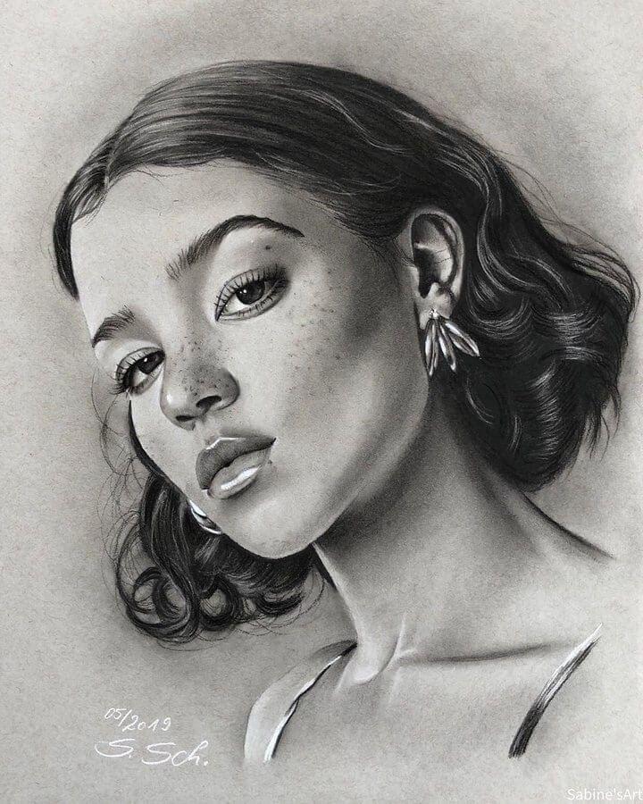 19+ Portrait pencil ideas in 2021