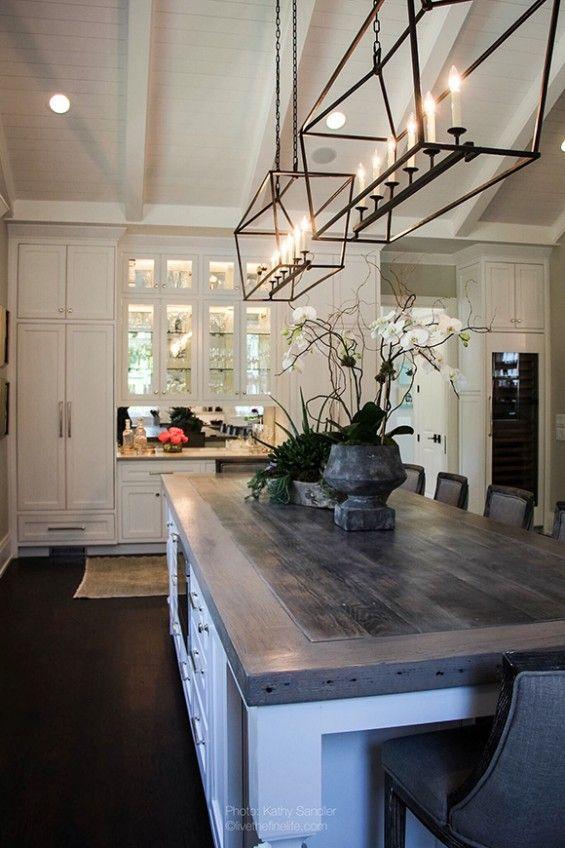Dream Kitchen Islands 108 best kitchen islands images on pinterest   dream kitchens